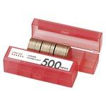(業務用セット) オープン コインケース M-500 レッド 1個入 【×30セット】