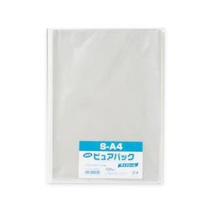 (業務用セット)シモジマNピュアパック6798250100枚入【×3セット】
