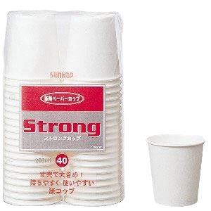 (業務用セット)ストロングカップC2540ST40個入【×5セット】