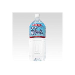 (業務用セット) 木村飲料 瑞々しい生命の水 生命の水2L 6本入 【×2セット】