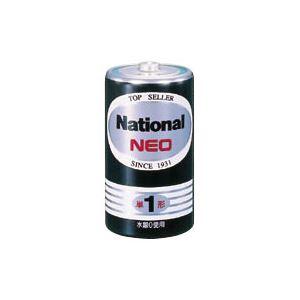 (業務用セット)パナソニックマンガン乾電池パナソニックネオ(黒)R20PNB/2VSE(2本入)【×10セット】