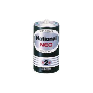 (業務用セット)パナソニックマンガン乾電池パナソニックネオ(黒)R14PNB/2VSE(2本入)【×10セット】
