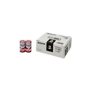 (業務用セット)パナソニックマンガン乾電池パナソニックネオ(黒)オフィス電池R14PNBN/20VS(20本入)【×2セット】