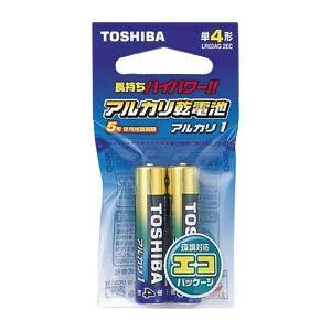 (業務用セット)東芝TOSHIBAアルカリ乾電池アルカリ1LR03AG2EC2本入【×10セット】