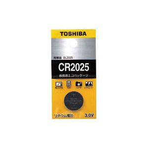 (業務用セット)東芝TOSHIBAコイン型リチウム電池CR2025EC1個入【×10セット】