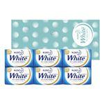 (業務用セット) 花王 ホワイト 包装デザイン 花王ホワイト 普通サイズ 6コ箱 6個入 【×5セット】