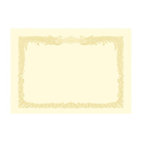 (業務用セット) OA賞状用紙 クリーム賞状用紙・縦書き 10-1087 10枚入 【×3セット】f00
