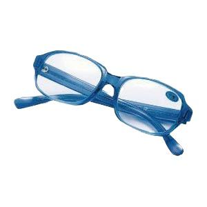 (業務用セット)西敬老眼鏡セットS-105M青1個入【×2セット】