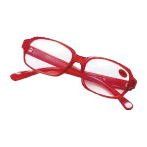 (業務用セット)西敬老眼鏡セットS-106W赤1個入【×2セット】