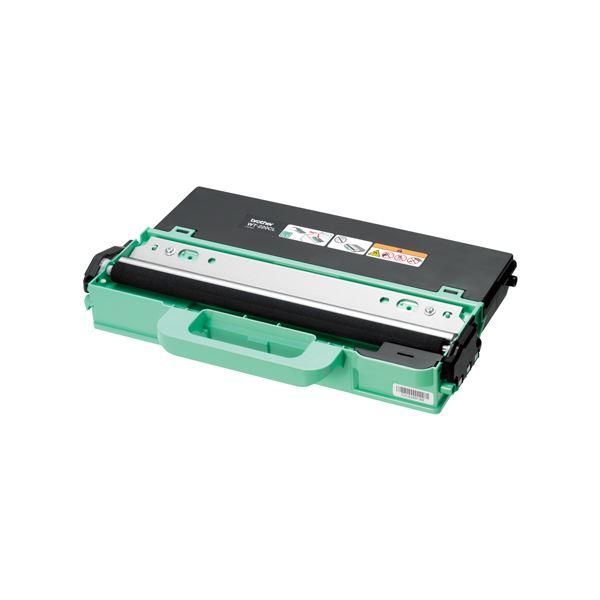 (業務用セット) ブラザー カラーレーザートナー WT-220CL 廃トナーボックス 1本入 【×2セット】f00