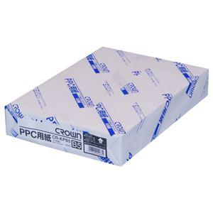 (業務用セット) PPC用紙 CR-KPB5-W 500枚×5冊入 【×3セット】 h01