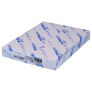 (業務用セット) PPC用紙 CR-KPB4-W 500枚×5冊入 【×3セット】 h01