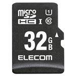 エレコム microSDHCカード 車載用 32GB MF-CAMR032GU11