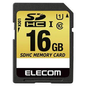 エレコム SDHCカード 車載用 16GB MF-CASD016GU11画像1