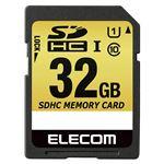 エレコム SDHCカード 車載用 32GB MF-CASD032GU11