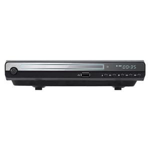 グリーンハウス HDMI対応DVDプレーヤー ブラック GH-DVP1D-BK