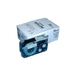 カシオ ネームランドテープ18mm 透明 5巻入 XR-18X-5P-E