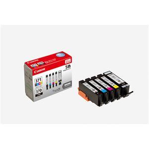 キヤノン インクタンク BCI-371+370/5MP 5色 BCI-371+370/5MP