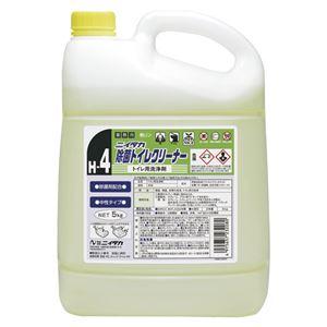 ニイタカ 除菌トイレクリーナー 5K 233130