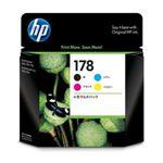 ヒューレットパッカー HP インクカートリッジ HP178 4色マルチパック HP-INCR281AA