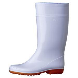 ミドリ安全 長靴 W2000 ホワイト 27.0cm W2000ホワイト27