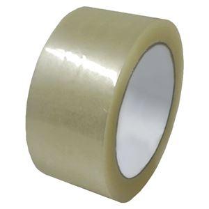 ホクセツコーポレーション OPPテープ 50巻入り 48mmx50m 65μ OPPテープ 65ミクロン 50イリ
