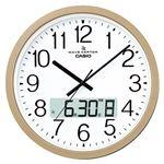 カシオ 電波クロック 掛時計 IC-4100J-9JF