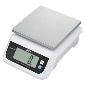 タニタ デジタルスケール 5kg ホワイト KW-210-WH