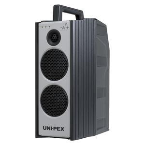 ユニペックス 防水ワイヤレスアンプ(300MHz) WA-371