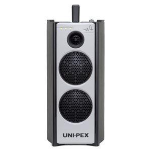 ユニペックス 防水ワイヤレスアンプ(300MHz) CDプレイヤー付 WA-372CD