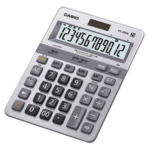 カシオ 実務電卓 デスクサイズ 12桁 DS-20DB-N