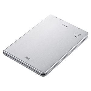 サンワサプライ USB充電ポート付きノートパソコン用モバイルバッテリー BTL-RDC6N