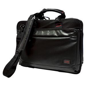 コクホー 多用途カジュアルビジネスバッグ 黒 DR-BB042-B