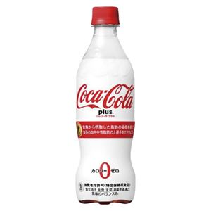 コカ・コーラコカ・コーラプラス470ml24本17078