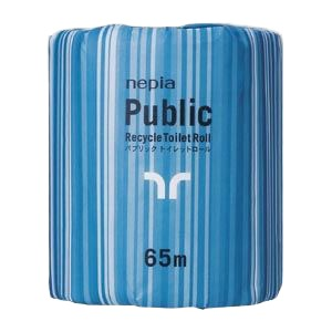 王子ネピア ネピアパブリックトイレットロール65m 100入 NP-1R65
