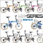 DOPPELGANGER(R)Mobility6シリーズ 20インチ折りたたみ自転車 m6 ORANGE オレンジ