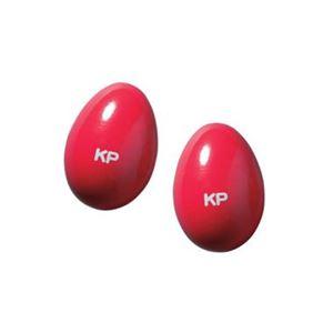 ナカノ KP-90/EM/REN エッグシェーカー レッド 【つみき・木製玩具】