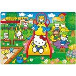 テンヨー MB-40-053 チャイルドパズル ハローキティのこうえんだいすき 【知育玩具】