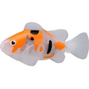 タカラトミーアーツ ロボフィッシュ 鯉 オレンジ - 拡大画像