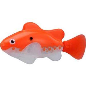 タカラトミーアーツ ロボフィッシュ 金魚 レッド - 拡大画像