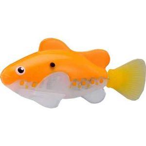 タカラトミーアーツ ロボフィッシュ 金魚 オレンジ - 拡大画像