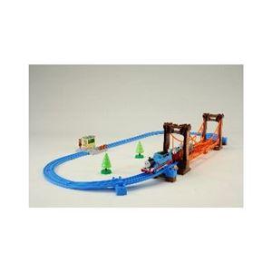 【プラレール】 タカラトミー きかんしゃトーマス ぐらぐらつり橋セット - 拡大画像