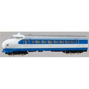 トレーン No.01 0系新幹線  (Nゲージダイキャストスケールモデル) - 拡大画像