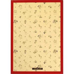 テンヨー ディズニー専用木製パネル 1000P レッド 【ジグソーパズル】 - 拡大画像