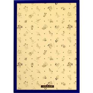 テンヨー ディズニー専用木製パネル 1000P ブルー 【ジグソーパズル】 - 拡大画像