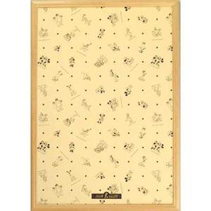 テンヨー ディズニー専用木製パネル 1000P ナチュラル 【ジグソーパズル】 - 拡大画像