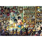 テンヨー D-500-354 ミッキーのおもちゃ工房 500P 【ジグソーパズル】
