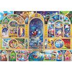 テンヨー DSG-500-410 ディズニーオールキャラクタードリーム 500P 【ジグソーパズル】