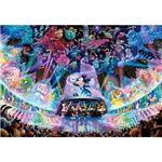 テンヨー D-1000-399 ディズニーウォータードリームコンサート 1000P 【ジグソーパズル】