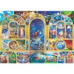 テンヨー DW-1000-405 ディズニーオールキャラクタードリーム 1000P 【ジグソーパズル】